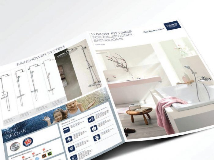 Grohe - Flyer