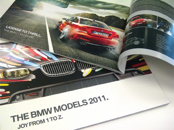 BMW - Flyer