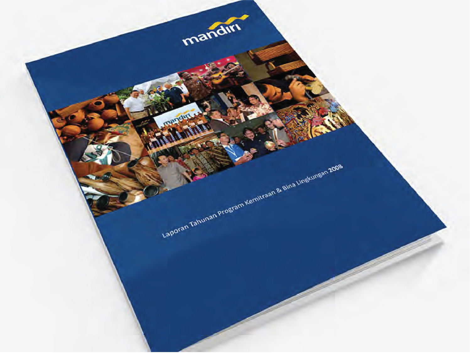 Mandiri - Annual Report