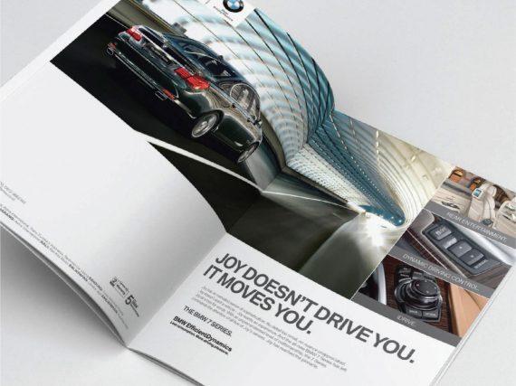 BMW - PRINT AD