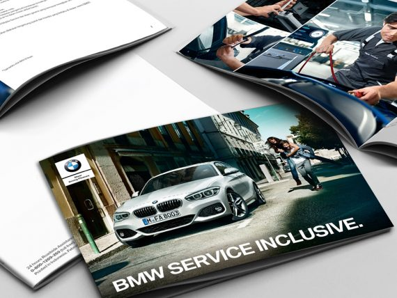 Booklet BMW